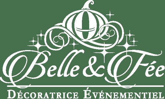 Filigrane logo Belle et Fée : Décoratrice événementiel 95