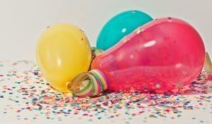 animation covid friendly déco de fête ballons de baudruches